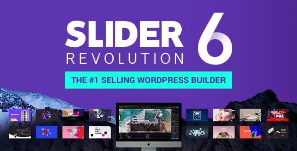 Download Slider Revolution WordPress plugin
