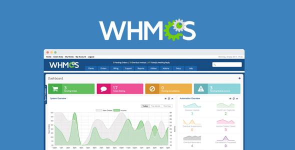 WHMCS 7.10.2 Nulled – Web Hosting Billing & Automation Platform