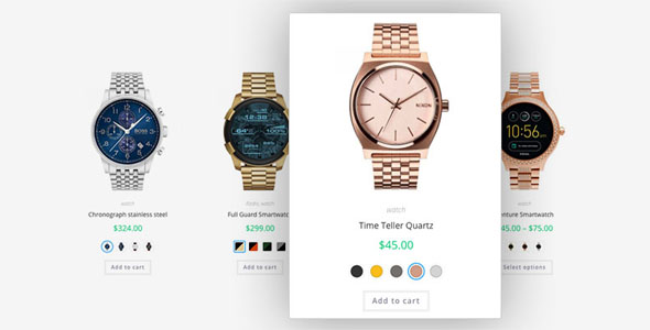 WooCommerce Variation Swatches Pro Nulled