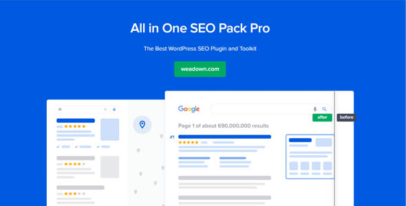 All in One SEO Pack Pro Nulled